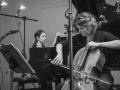 """CD Aufnahme """"Das Vermächtnis"""" mit Cécile Grüebler und Tamara Chitadze in Leverkusen DE vom 19.10.2018."""